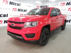 2018 CHEVROLET COLORADO 4WD CREW CAB WT LONG BOX (4WT)