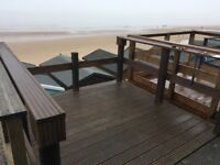 Beach hut Walton on naze for sale