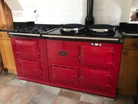 AGA - 2 OVEN WITH INTEGRATED MODULE
