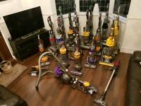 Dyson vacuum cleaners always for sale from £35