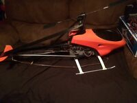 Raptor Nitro RC Helicopter & BN.Skysport.4 Handset &Starter Wheel,Swap 4 Brushless RC.Car/Truck Or.?