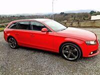 Audi A4 2.0 tdi se avant new model lady owner f/s/h like new