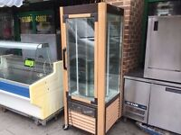COMMERCIAL CAKE DISPLAY CABINET FRIDGE CATERING BAKERY PATISSERIE RESTAURANT CAFE KITCHEN SHOP