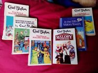 Complete collection of Malory Towers boarding school books by Enid Blyton