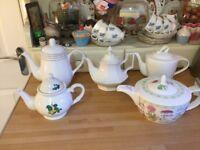 China tea pots
