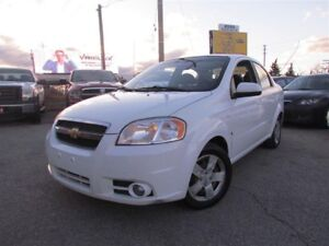 2008 Chevrolet Aveo LT, Sunroof