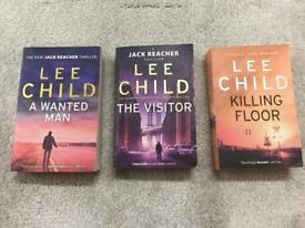 Lee child books