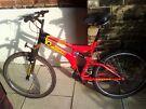Sabre Polaris V-frame Technology Sussed Gent's Bicycle