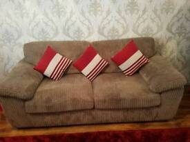 Sofa and chair immaculate condition