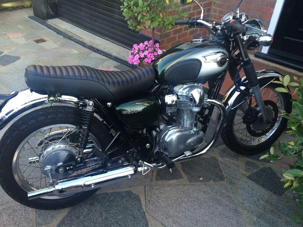 Kawasaki W800 In Watford Hertfordshire Gumtree