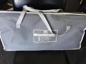Sunncamp portable wardrobe