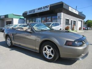2002 Ford Mustang Convertible, Automatic, 2 Doors, V6