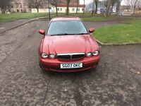 Jaguar x type 2.0d 2007