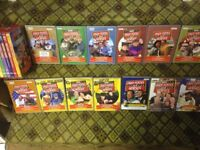 Only Fools & Horses DVD collection - almost complete including feature-length specials