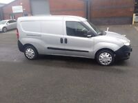 2012 VAUXHALL COMBO 2300 L2H1 LWB TWIN SIDE DOORS ONE OWNER £3450