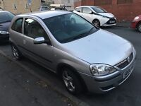 Vauxhal Corsa 1.0 2006 Low Mileage and new MOT!