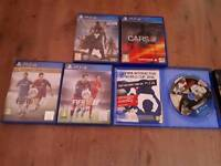 5xps4 games