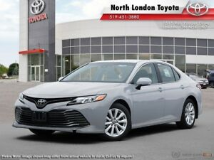 2018 Toyota Camry LE UPGRADE PACK-Company Demo