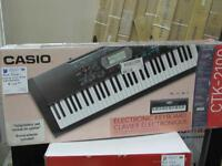Casio CTK-2100 portable keyboard