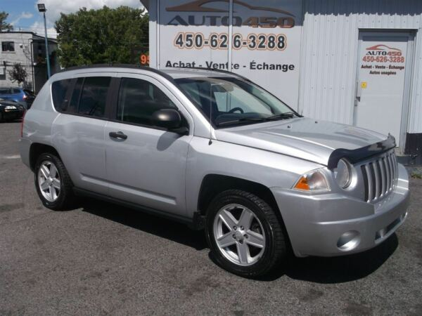 Used 2007 Jeep Compass