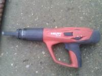 hilti dx460 nail gun great conditiob