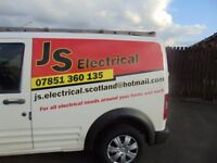 JS Electrical, your local approved electrician.