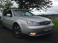 "SUPERB DIESEL""2006 FORD MONDEO 2.0 TDCI ZETEC 6 SPEED(130) FDSH"