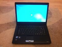 Toshiba Tecra A11 laptop Intel 2.53ghz Core i3 processor with webcam built-in