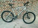 Kona Fire Mountain  Adult Mountain Bike 24 speeds/frame 20 inches Fork Suspension grey FULLY WORKING