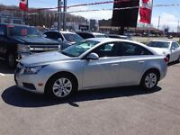 2014 Chevrolet Cruze 1LT 4DR, R.START, R.CAMERA, XM, LOW KM'S