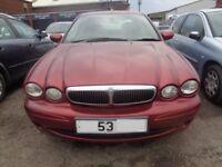 BREAKING ---- Jaguar X-Type Classic D2L Diesel ---- 2004