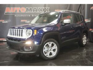 2017 Jeep Renegade Limited 4X4!