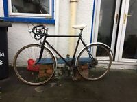 Men's Vintage Road Bike
