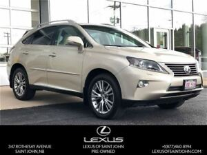 2013 Lexus RX 350 w/ Leather and Sunroof