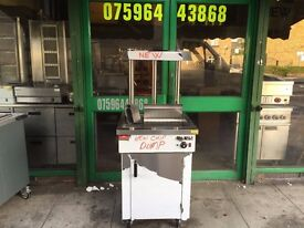 NEW CHIP DUMP ,CHIPS SCUTTLE MACHINE ,CHIPS LOADING STATION CATERING COMMERCIAL FAST FOOD CHICKEN