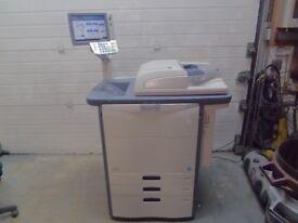 A3 A4 full colour MFD photocopier printer scanner 40cpm Toshiba E-studio 5540C, floor standing