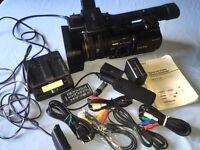 Sony HVR Z5 HD Video Camera Recorder 1080i