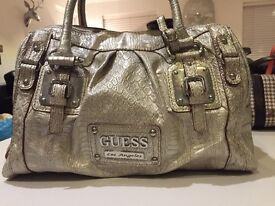 Genuine guess designer handbag