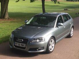 NEW SHAPE Audi A3 1.4