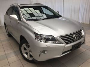 2014 Lexus RX 350 Premium Package: Leather AWD. New Brakes