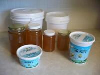 Raw Natural Honey!