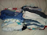 Baby boys clothes.0 up to 9 mths