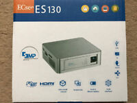BRAND NEW,,ECsee,ES130,HD POCKET PROJECTOR