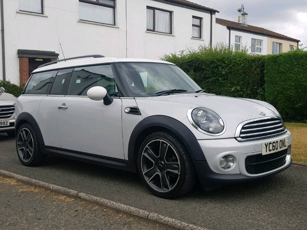2011 Mini Clubman Soho 16d Must Go This Week In