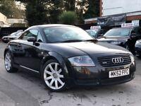 Audi TT 1.8 T Quattro 6 Speed Manual 12 Months MOT + Finance Available 3 Months Warranty