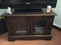 Jaycee Tudor TV stand