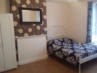 ** AVAILABLE NOW ** Fully Furnished, Large Double Room, Minutes From Bow Church Station ZONE 2