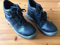 Work Safety Boots size 8 ..used one day