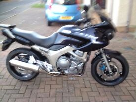 YAMAHA TDM 900 ONLY 7700 MILES EVERY MOT SINCE NEW TO BACK UP MILEAGE