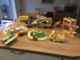 Sylvanian families items